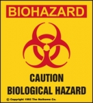 OSHA Bloodborne Pathogen Labels