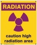 OSHA Radiation Signs